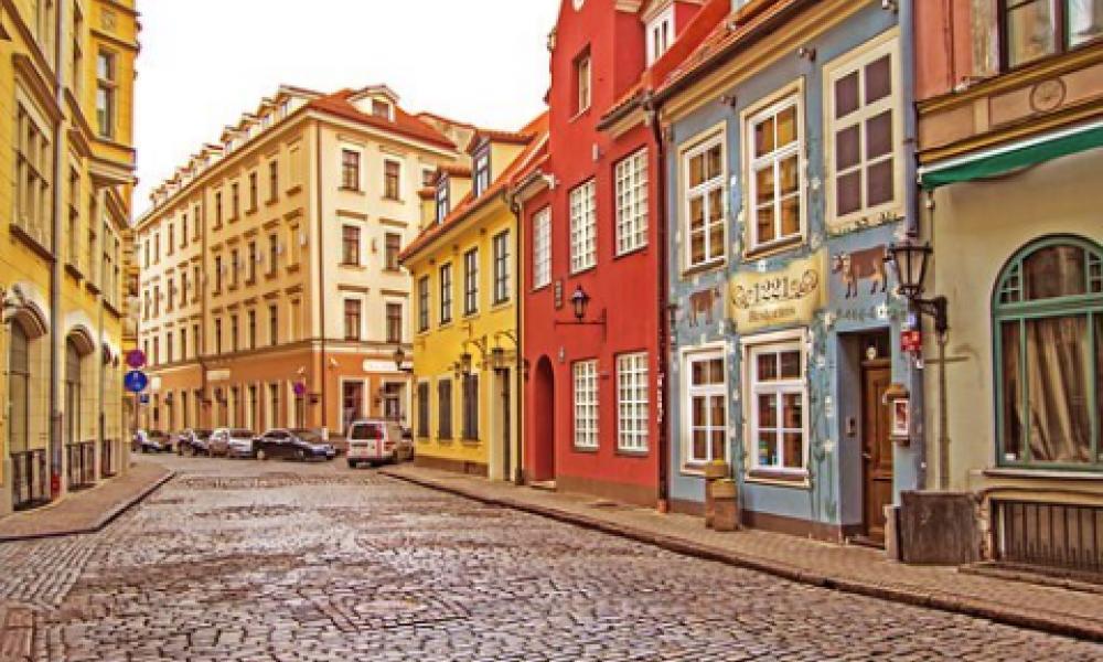 Riika vanha kaupunki